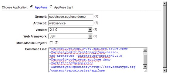 Using Appfuse to develop fully functional open source J2EE